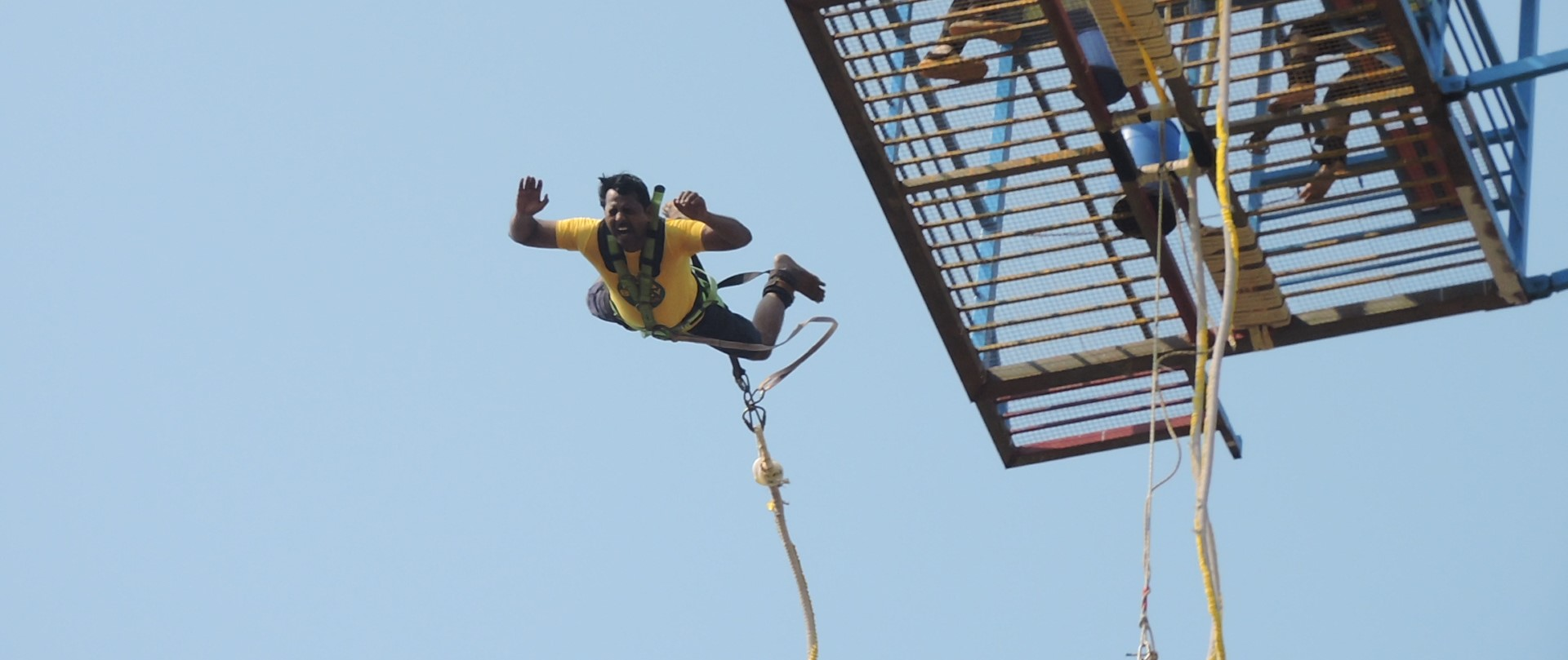 Bungee Jump in Goa. Five Reasons why you should try bungee jumping in Goa